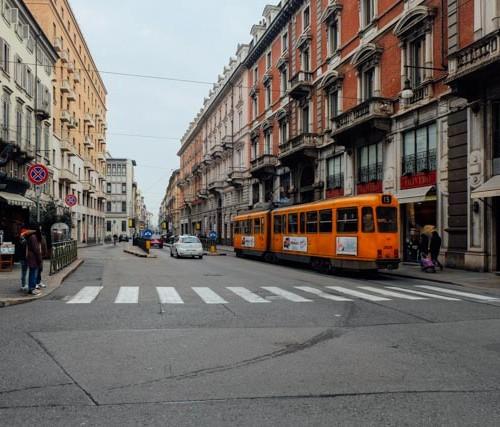 Torino tram