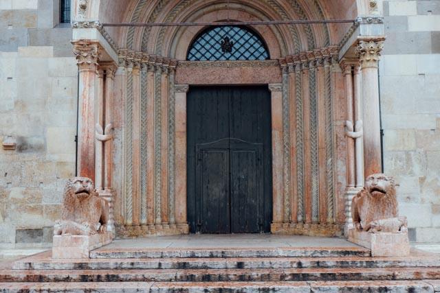 Door in Modena