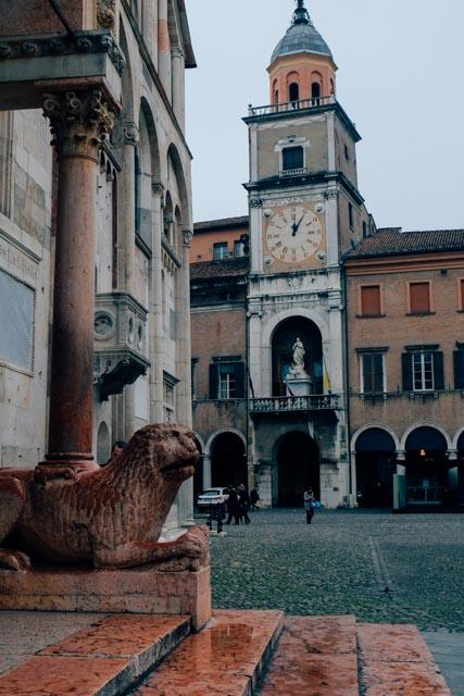 Modena piazza