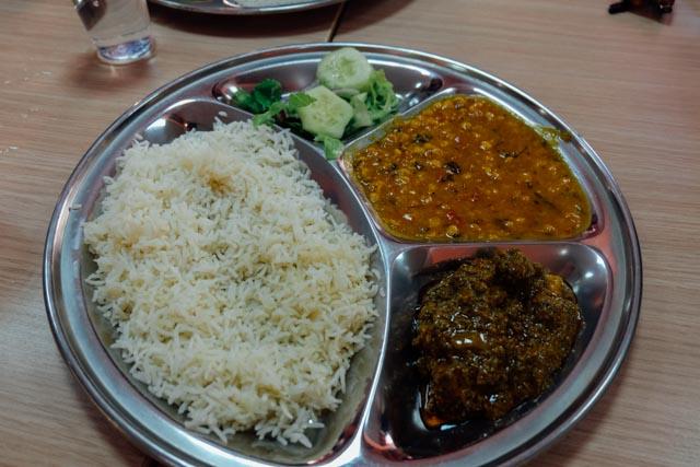 Janta indian food rome