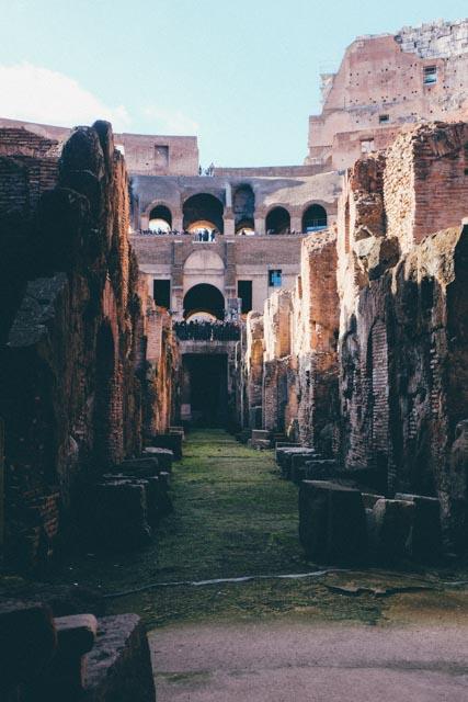 Colosseum ground floor