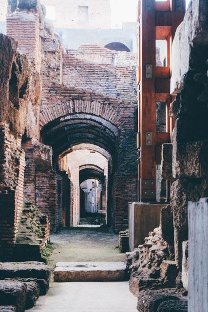 hidden colosseum