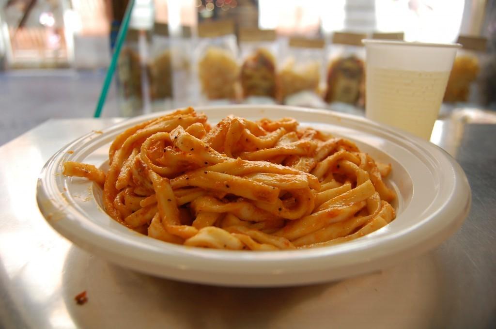 Pastificio Rome cheap meal