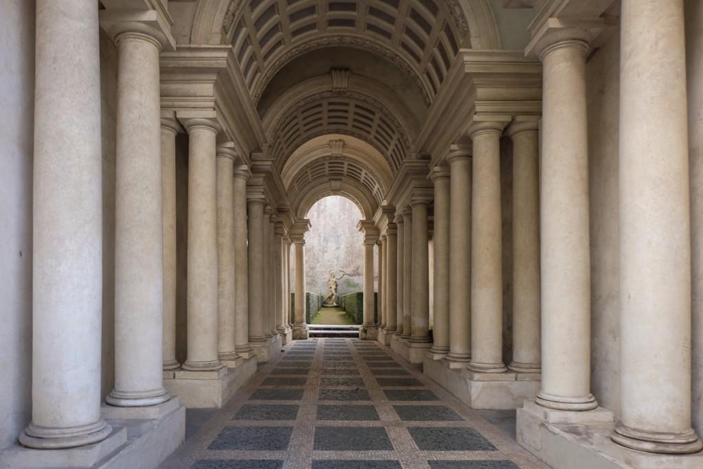 Galleria Spada perspective