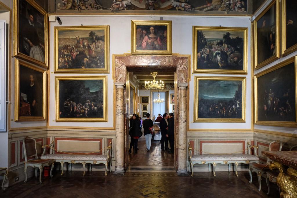 Galleria Spada paintings