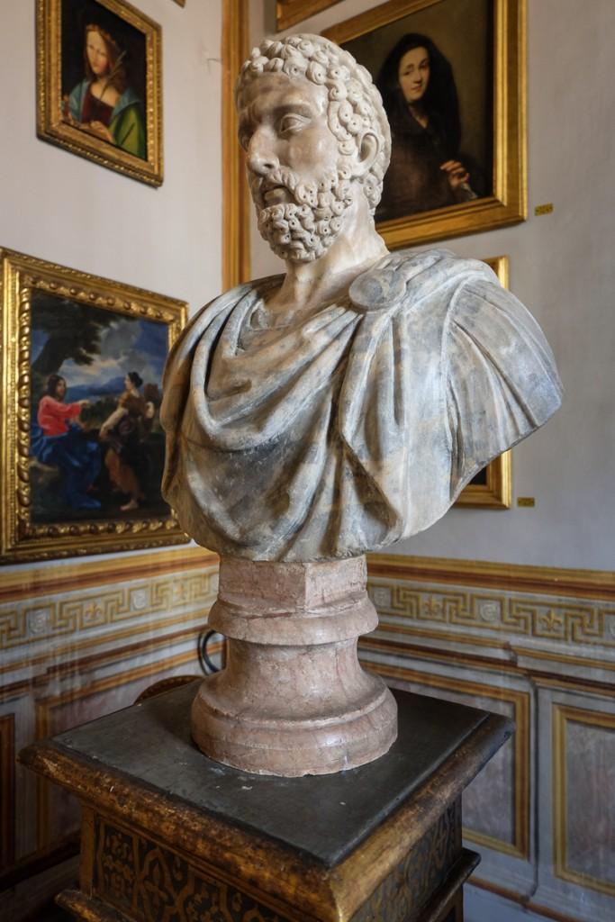 Galleria Spada sculpture