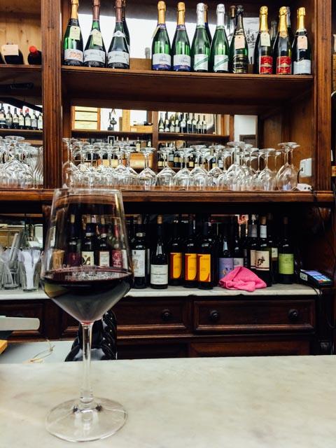 casa del vino