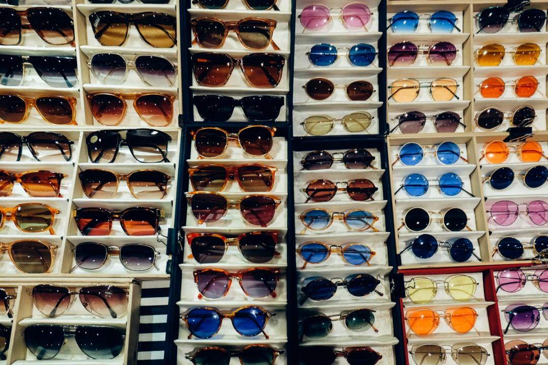 vintage sunglasses Rome