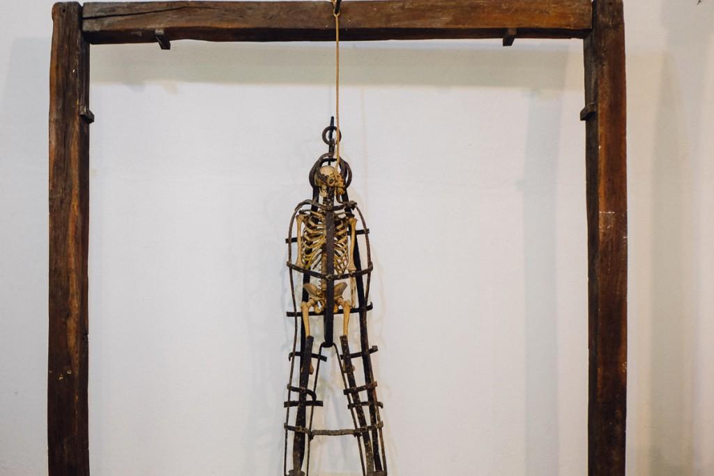 Rome Crime Museum torture