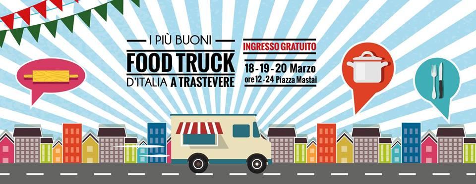 food truck trastevere