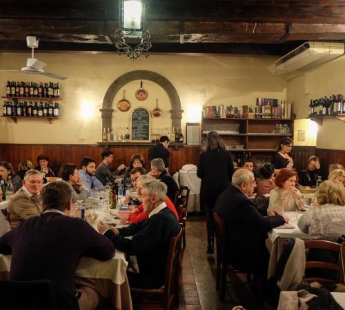 renato e luisa restaurant in Rome