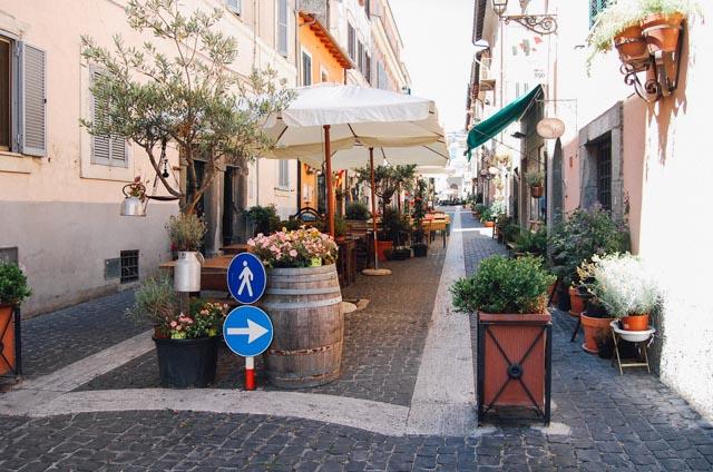 Town of Castel Gandolfo, Lazio