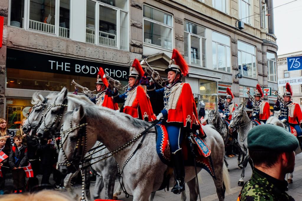 Copenhagen Parade