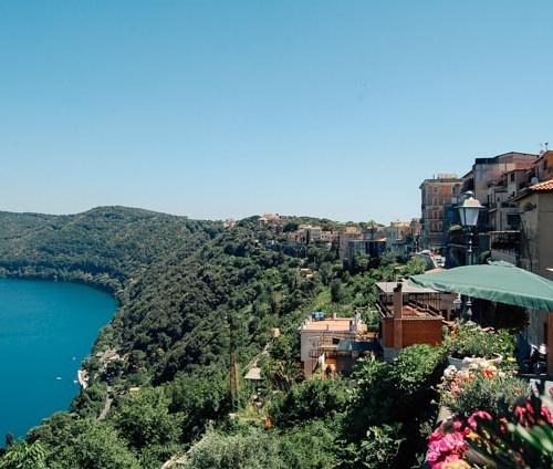 Castel Gandolfo Restaurants