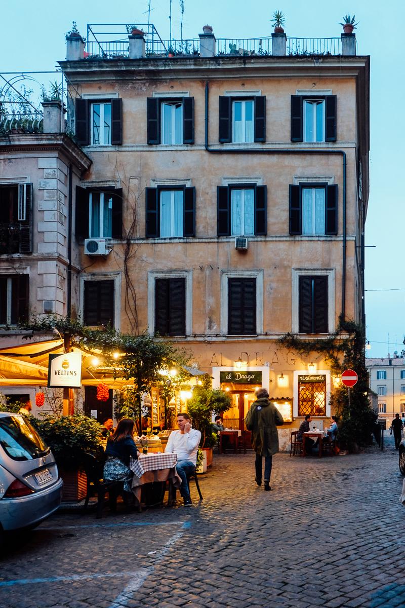 Rome Food Tour in Trastevere