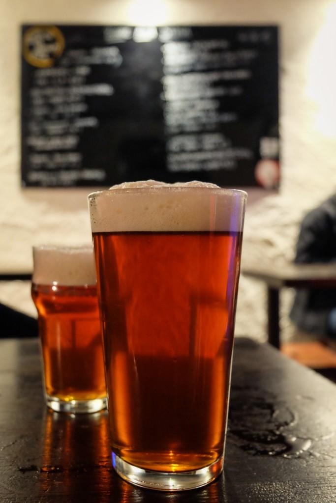 craft beer in Rome