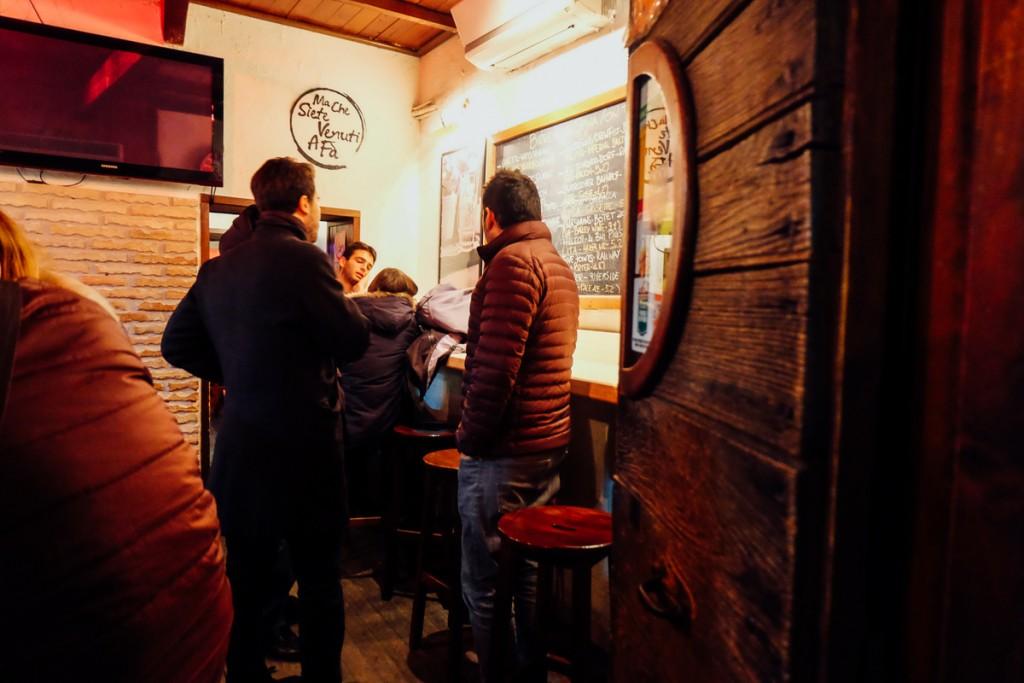 craft beer bar trastevere