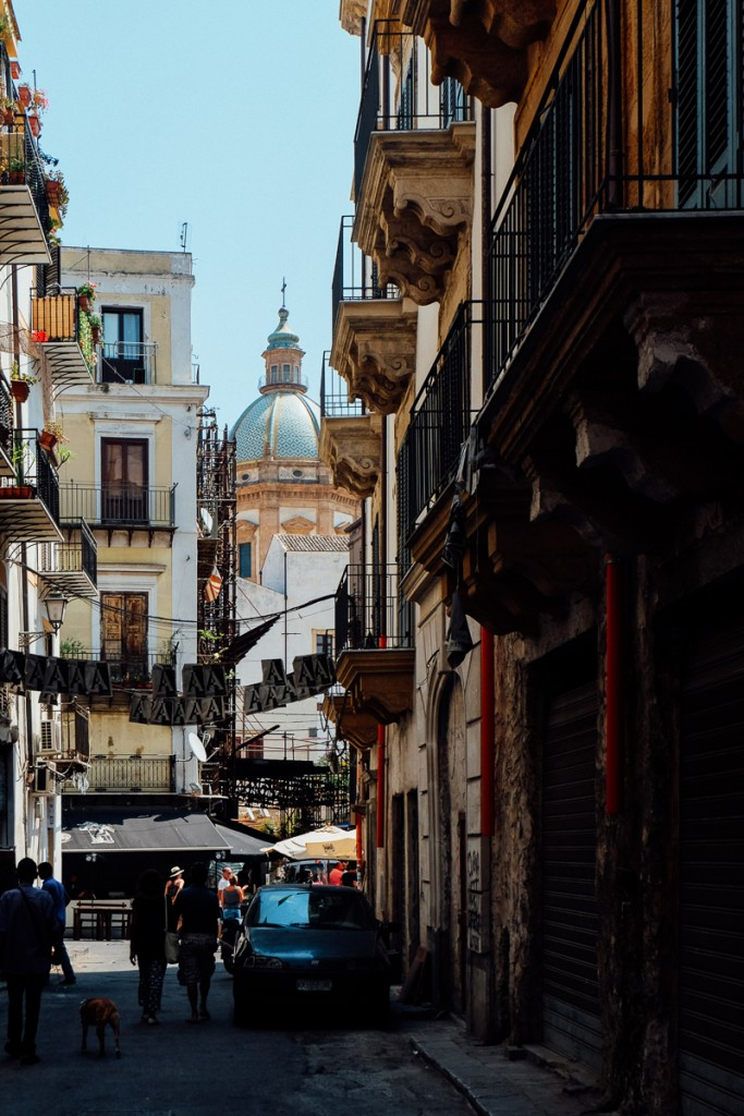 Palermo streets
