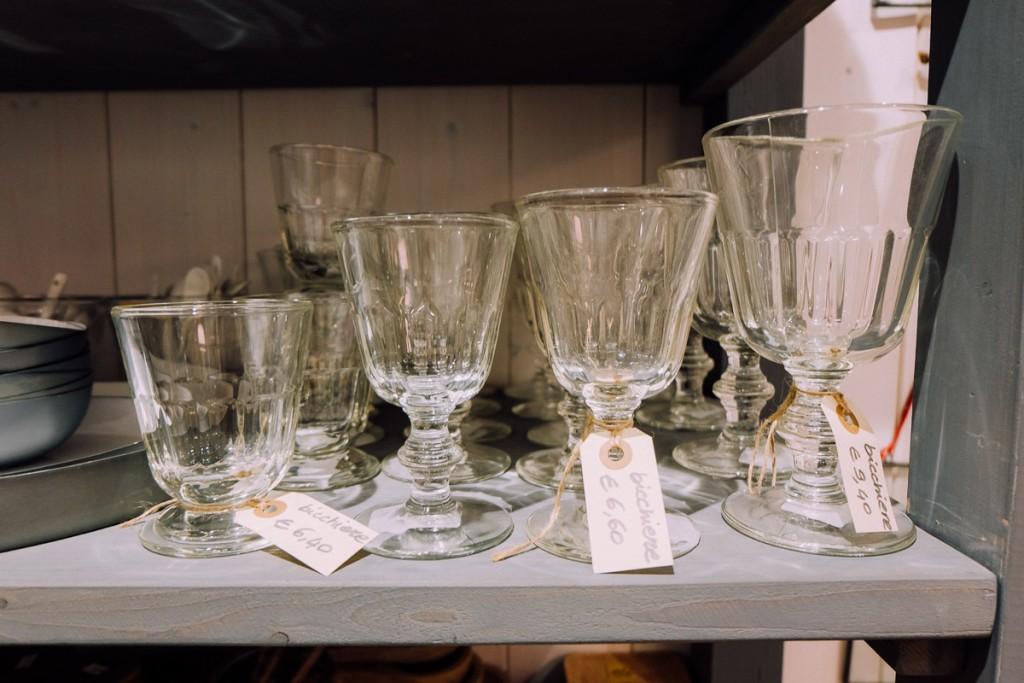 lela casa Italian glassware