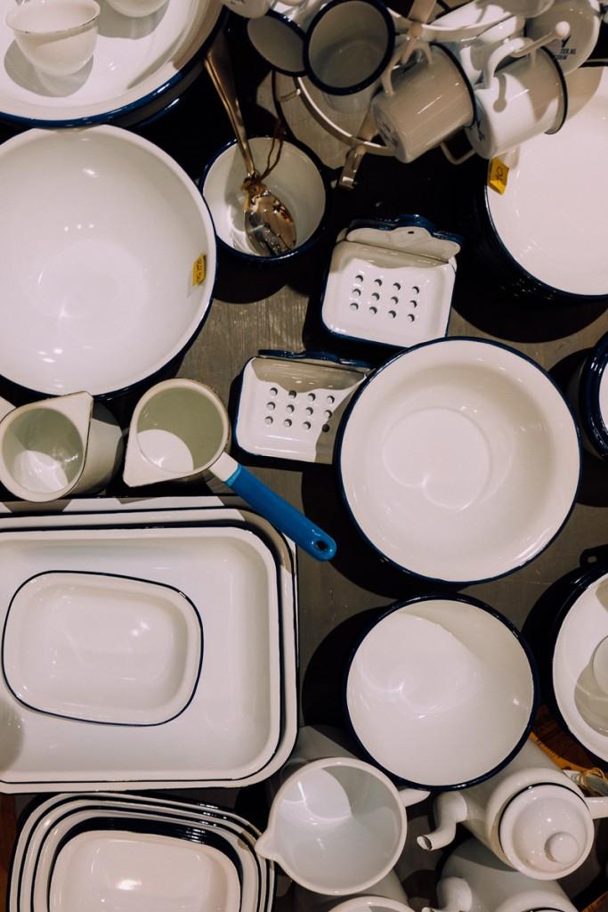 italian enamel cookware