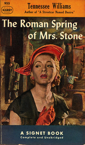 The Roman Spring of Mrs. Stone by Tennessee Williams