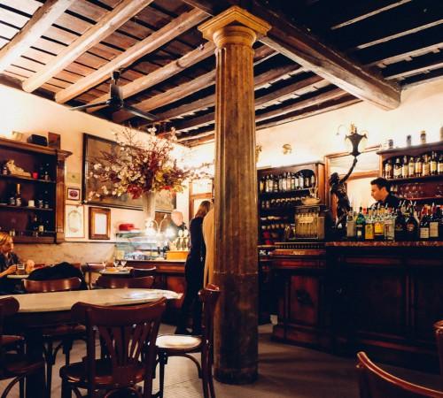 Bar della Pace Rome