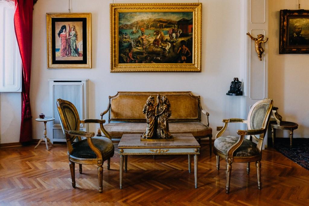De Chirico Fondation Rome
