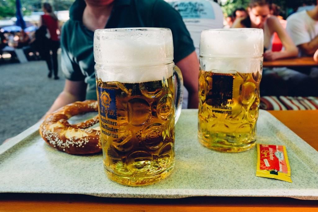 Munich summer beers