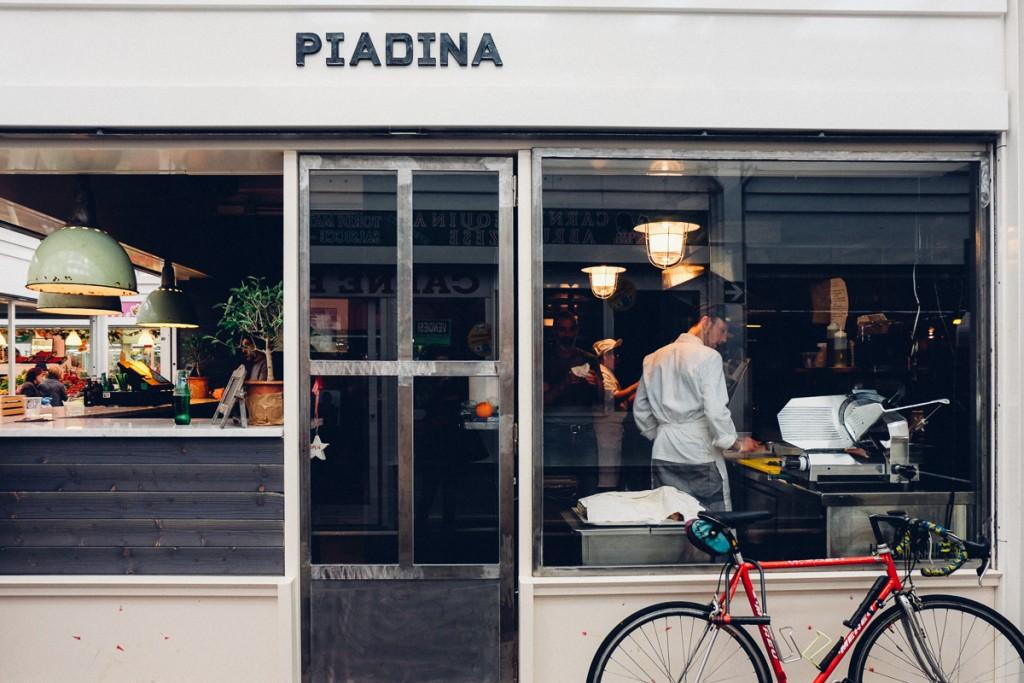 Piadina Testaccio Market