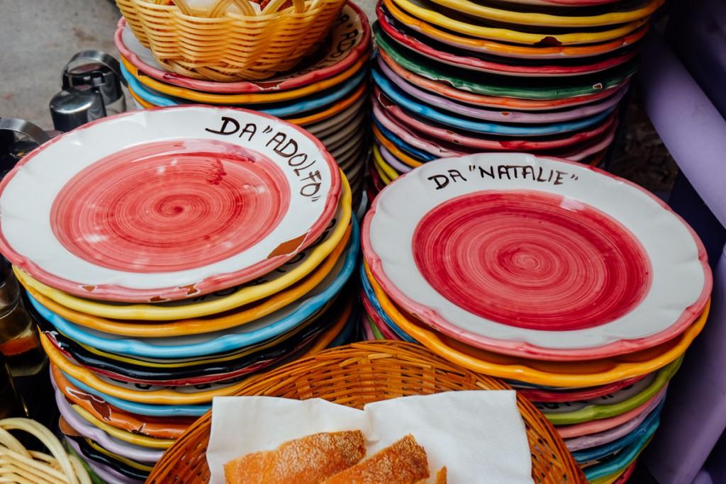 Da Adolfo restaurant amalfi coast