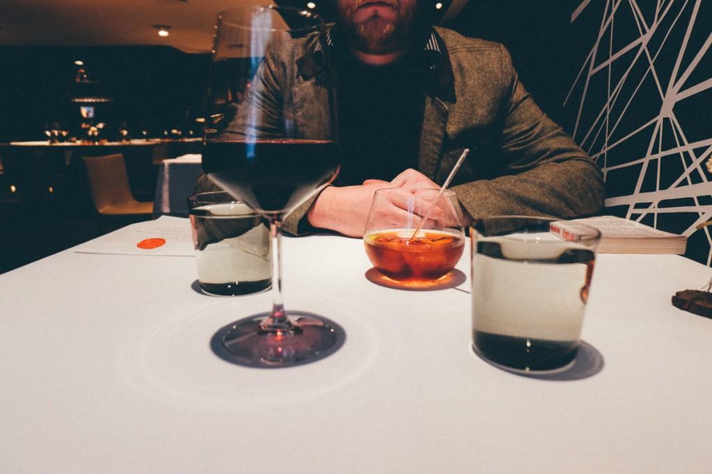 Pujol cocktails