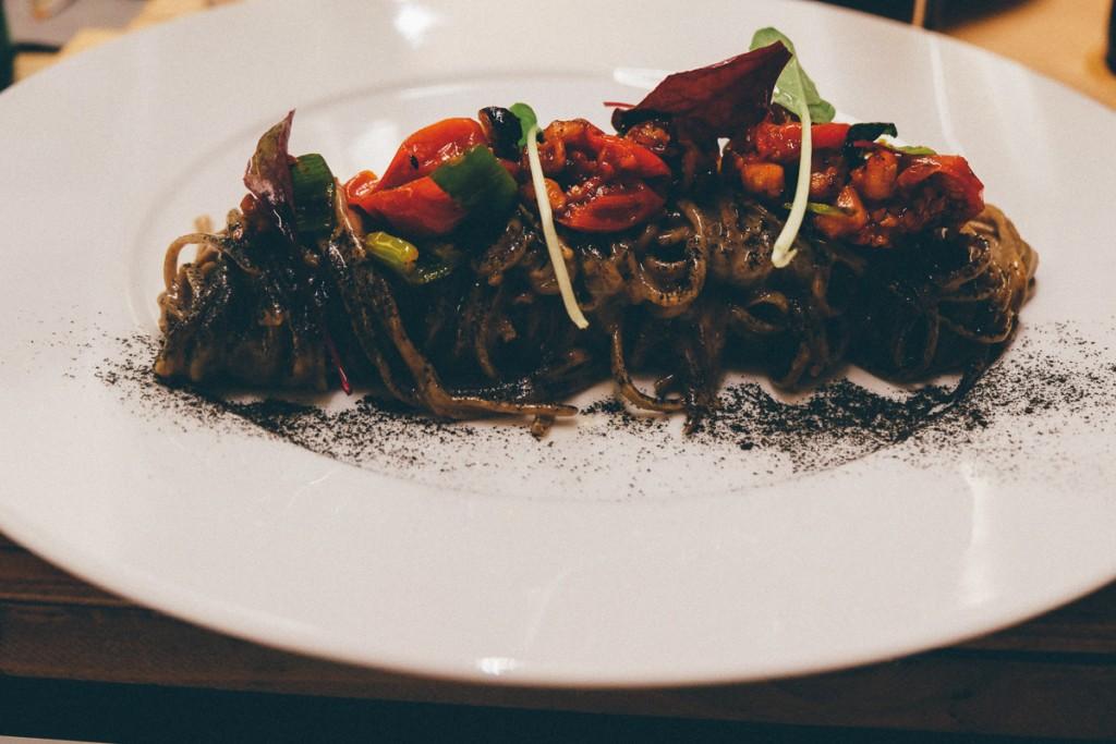 Retrobottega Rome dishes