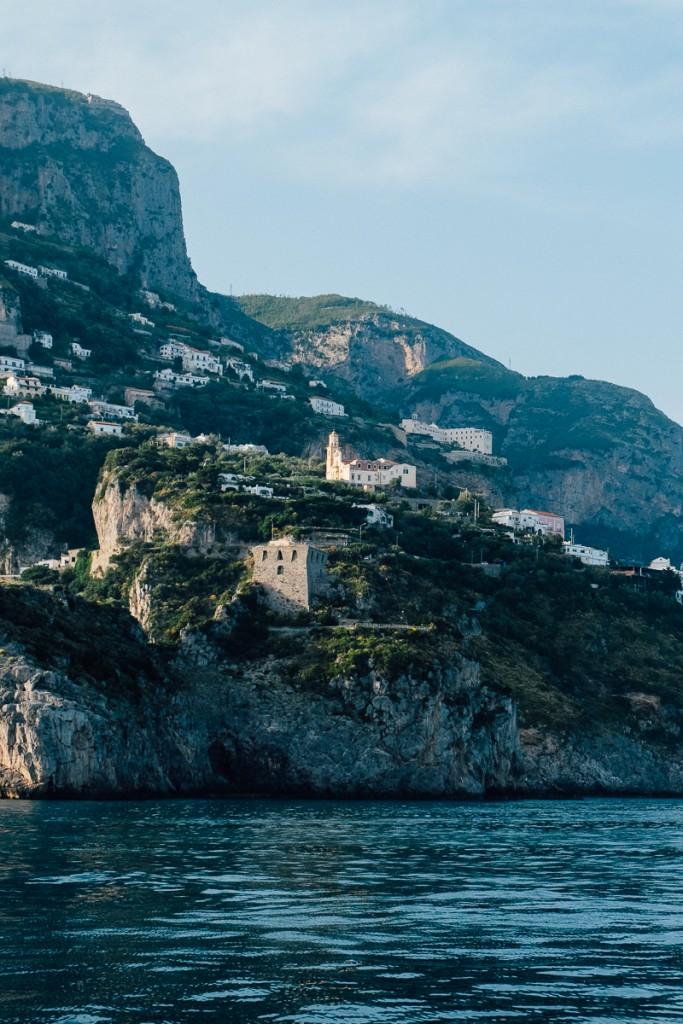 Salerno to Positano Ferry