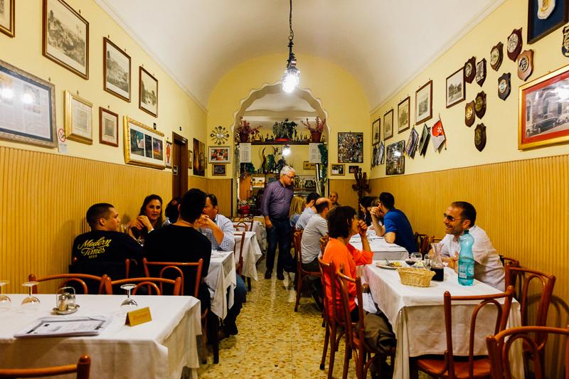 restaurant near Termini
