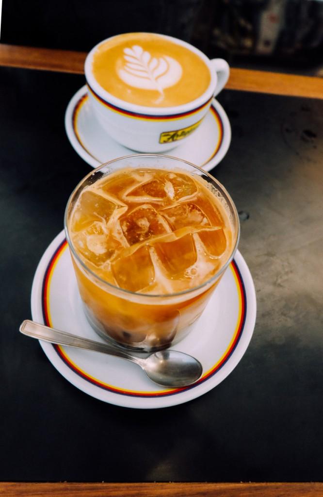 ditta artigianale iced coffee florence