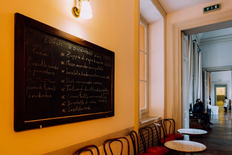 American Academy in Rome Menu