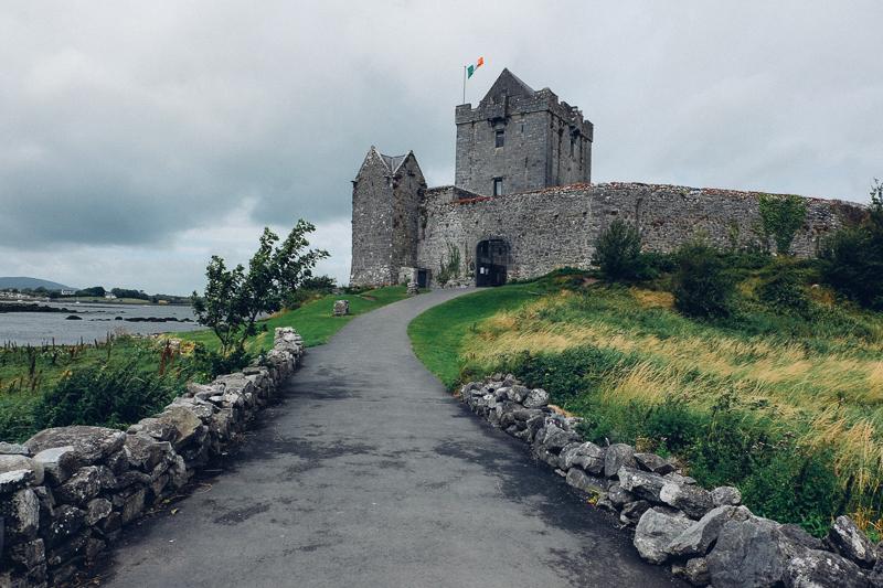 Ireland's Dunguaire Castle