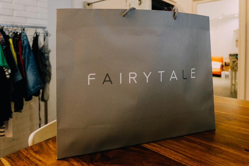 Fairytale boutique Rome