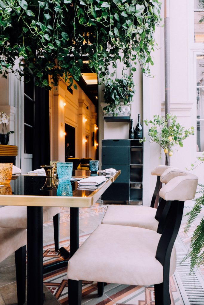 Madre Rome restaurant