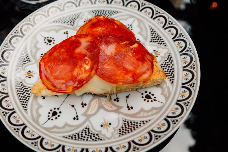 Madre Monti Pizza