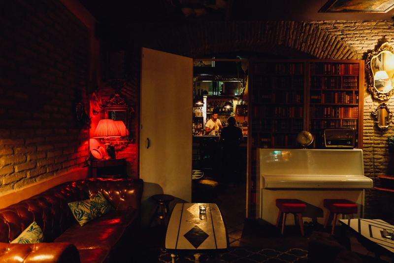 Niji Rome Cocktail Bar