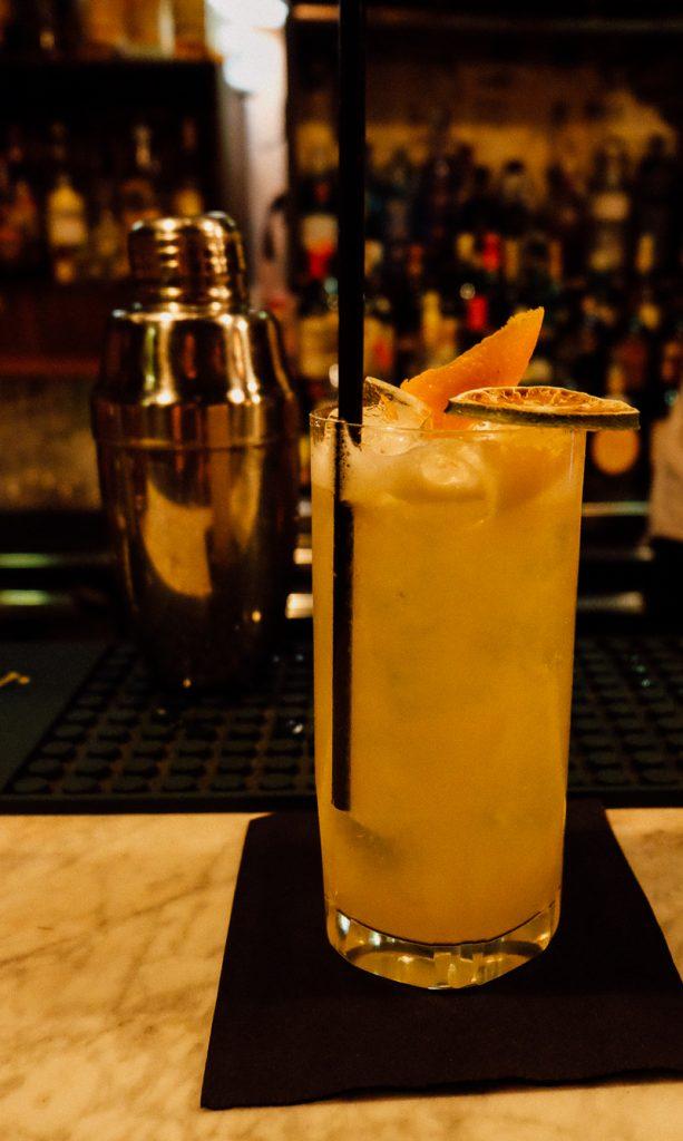 Niji Cocktails in Trastevere