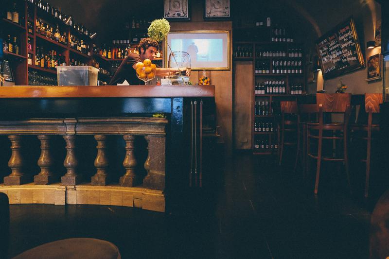 Salotta 42 Rome Cocktail Bar
