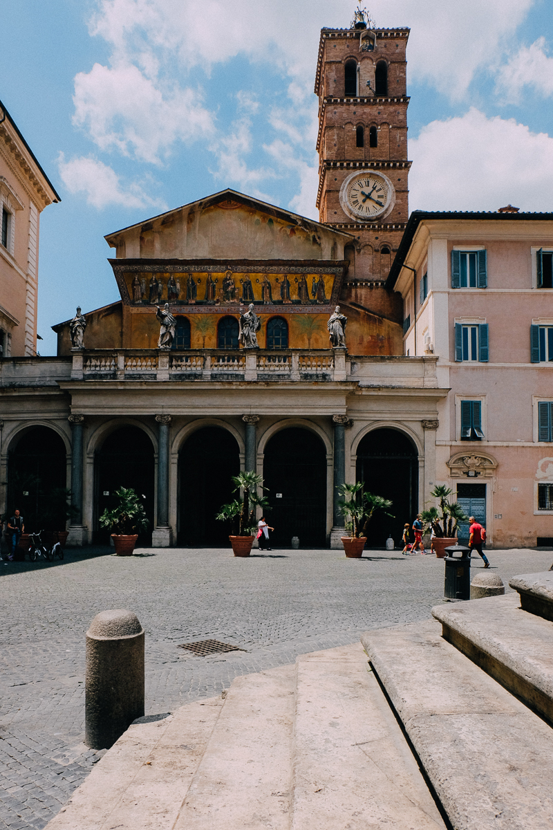 Santa Maria Trastevere church