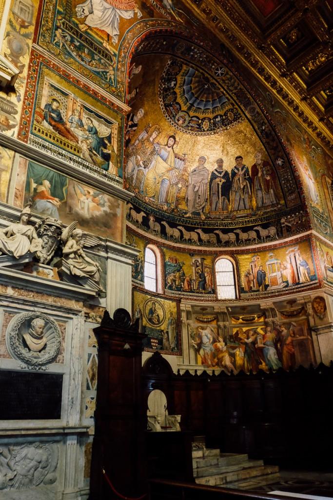 Santa Maria Trastevere in Rome