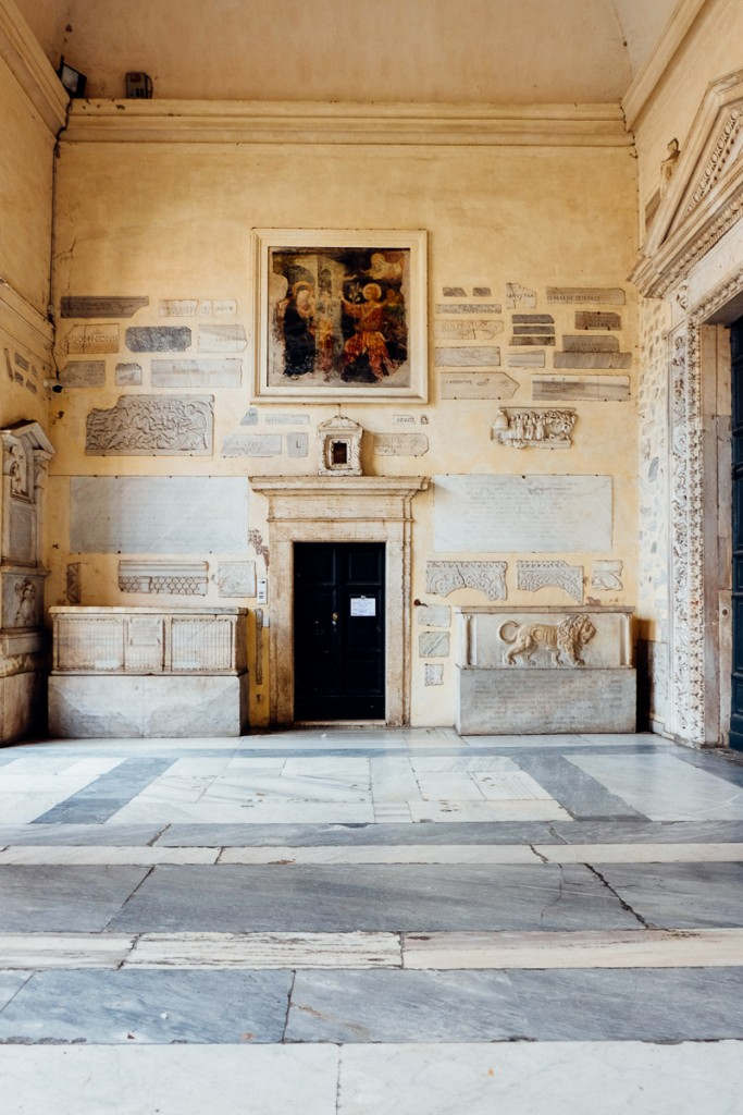 Santa Maria Trastevere