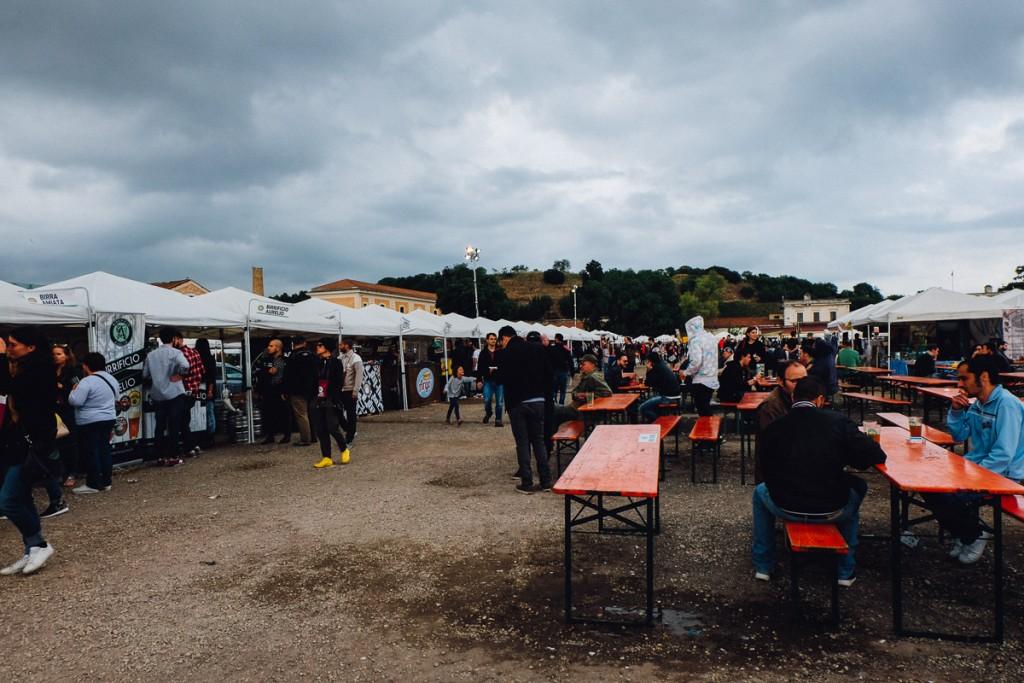 Rome spring beer festival