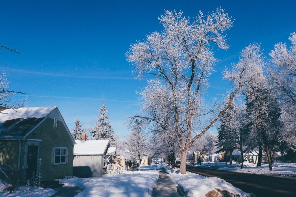 Sioux Falls snow