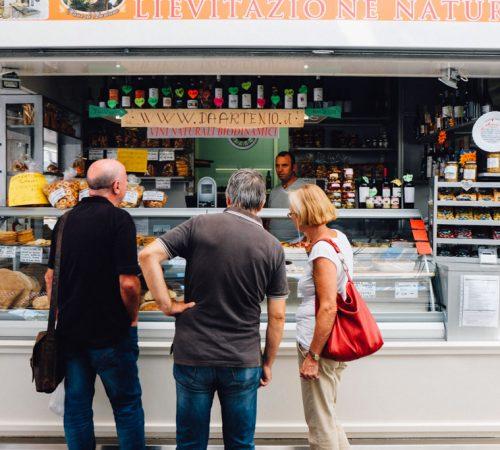 Da Artenio Testaccio market
