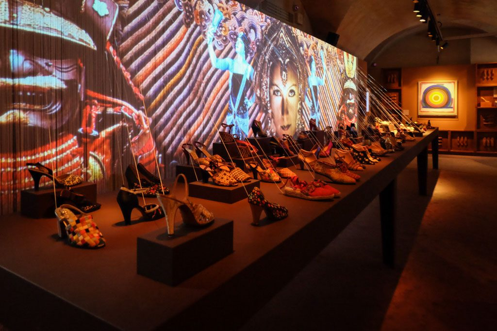 Ferragamo Museum Shoes
